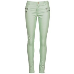 Abbigliamento Donna Pantaloni 5 tasche Noisy May FAME Verde