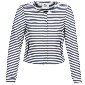 Abbigliamento Donna Giacche / Blazer Vero Moda MALTA MARINE / Bianco