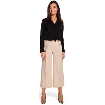 Abbigliamento Donna Vestiti Style S139 Cullotes - beige