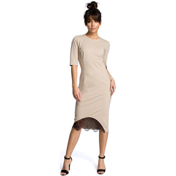 Abbigliamento Donna Vestiti Moe M414 Abito a fascia spessa - nero