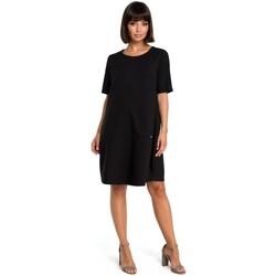 Abbigliamento Donna Felpe Be B082 Abito a turni Breezy - nero