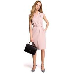 Abbigliamento Donna Felpe Style S102 Camicia senza maniche - cipria
