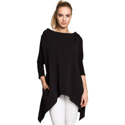 Abbigliamento Donna Felpe Style S102 Camicetta senza maniche - ecru