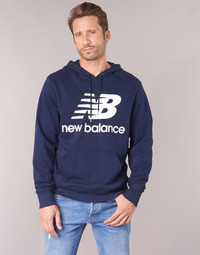 Abbigliamento Uomo Felpe New Balance NB SWEATSHIRT Marine