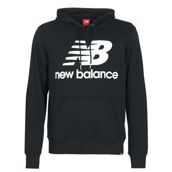 Abbigliamento Uomo Felpe New Balance NB SWEATSHIRT Nero