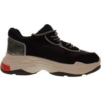 Scarpe Donna Sneakers basse Gold&gold scarpe donna sneakers basse gt528 NERO Nero