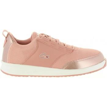 Scarpe Bambina Sneakers basse Lacoste 36SPJ0008 LIGHT Rosa