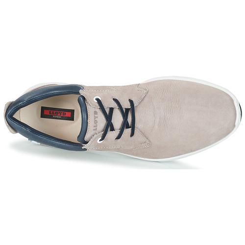 Uomo Basse Beige Scarpe Sneakers 8340 Lloyd Gratuita Achilles Consegna SqGUzpMV