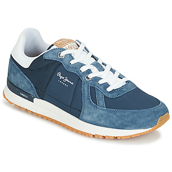 Scarpe Uomo Sneakers basse Pepe jeans TINKER PRO Blu