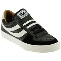 Scarpe Uomo Sneakers basse Superga 2846 LEAU Sportive basse nero