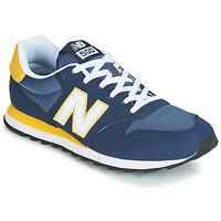 Scarpe Uomo Sneakers basse New Balance GM500 Blu
