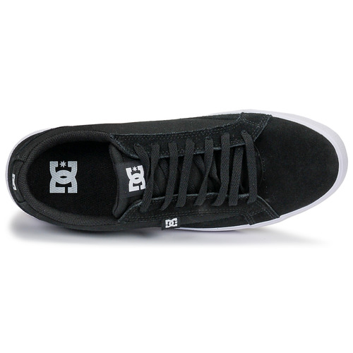 Shoes Basse M Sneakers Lynnfield Dc Shoe Bkw Nero fb7gY6yv