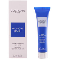 Bellezza Donna Antietà & Antirughe Guerlain Midnight Secret Soin Récupération Nuit Brève  15 ml