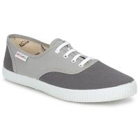 Scarpe Sneakers basse Victoria INGLESA BICOLOR Grigio
