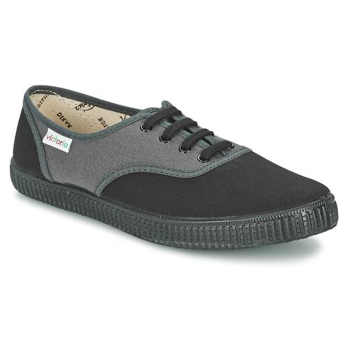 Victoria INGLESA BICOLOR Antracite  Scarpe Sneakers basse  30