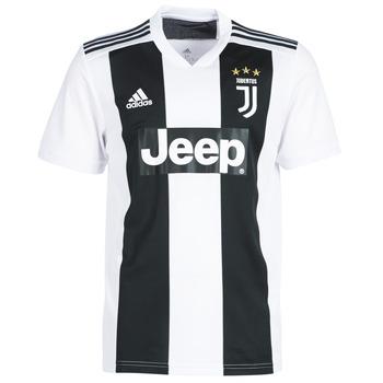 Abbigliamento Uomo T-shirt maniche corte Adidas Performance PAP JUVE JERSEY Nero