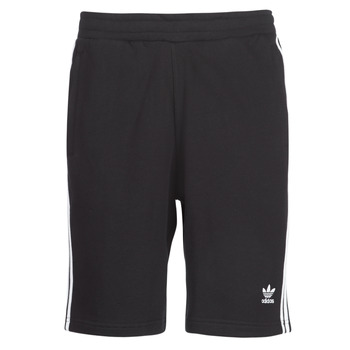 Abbigliamento Uomo Shorts / Bermuda adidas Originals 3 STRIPE SHORT Nero