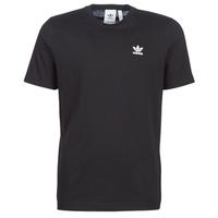 Abbigliamento Uomo T-shirt maniche corte adidas Originals ESSENTIAL T Nero