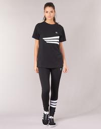 Abbigliamento Donna Leggings adidas Originals YASSAI Nero