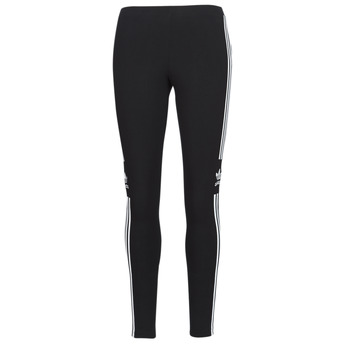 Abbigliamento Donna Leggings adidas Originals TREFOIL TIGHT Nero