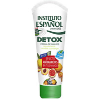 Bellezza Trattamento mani e piedi Instituto Español Detox Crema Manos Antimanchas  75 ml