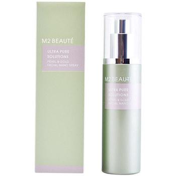 Bellezza Donna Antietà & Antirughe M2 Beauté Ultra Pure Solutions Pearl & Gold Facial Nano Spray M2 Beauté 7