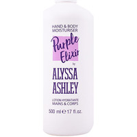 Bellezza Donna Idratanti & nutrienti Alyssa Ashley Purple Elixir Hand & Loción Hidratante Corporal