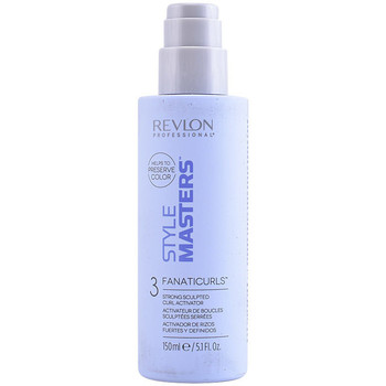 Bellezza Gel & Modellante per capelli Revlon Style Masters Fanaticurls  150 ml