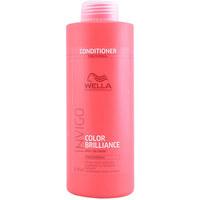 Bellezza Maschere &Balsamo Wella Invigo Color Brilliance Conditioner Fine Hair  1000 ml