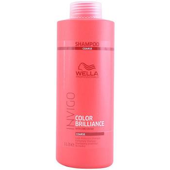 Bellezza Shampoo Wella Invigo Color Brilliance Shampoo Coarse Hair  1000 ml