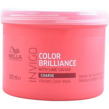 Bellezza Maschere &Balsamo Wella Invigo Color Brilliance Mask Coarse Hair  500 ml