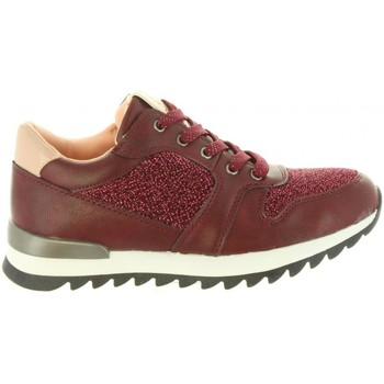 Scarpe Bambina Sneakers basse Chika 10 CARIOCA 02 Rojo