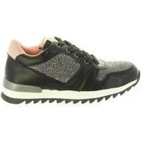 Scarpe Bambina Sneakers basse Chika 10 CARIOCA 02 Negro