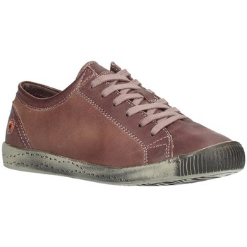Scarpe Donna Sneakers basse Softinos P900154570-ISLA Marrone