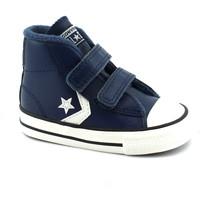 Scarpe Unisex bambino Sneakers alte Converse CON-I18-762010C-NA Blu