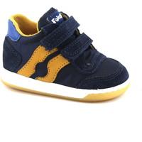 Scarpe Unisex bambino Scarpette neonato Naturino FAL-I18-12892-NZ Blu