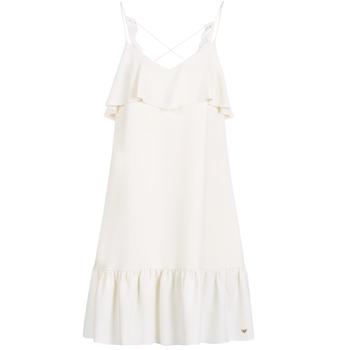 Abbigliamento Donna Abiti corti Les Petites Bombes AZITARBE Bianco