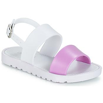 Scarpe Bambina Sandali Be Only ELEA Bianco / Rosa
