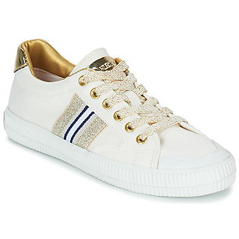 Scarpe Donna Sneakers basse Replay EXTRA Bianco / Oro