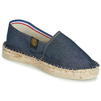 Scarpe Donna Espadrillas Art of Soule DOUBLE SEMELLE Marine