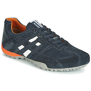 Scarpe Uomo Sneakers basse Geox UOMO SNAKE Marine