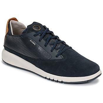Scarpe Uomo Sneakers basse Geox U AERANTIS Marine