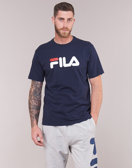 T Pure Shirt Consegna Gratuita Sleeve Abbigliamento shirt Maniche Short Corte Fila 2550 Marine 2DIWEH9