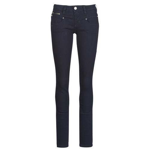 Abbigliamento Donna Jeans slim Freeman T.Porter Alexa Slim S-SDM Marine / Scuro