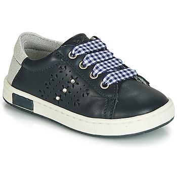 Scarpe Bambina Sneakers basse Chicco CLARETTA Marine / Vichy