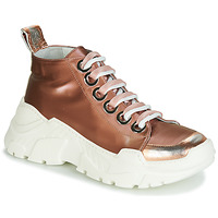Scarpe Donna Sneakers basse Now 5390-850 Bronzo