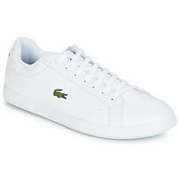 Scarpe Uomo Sneakers basse Lacoste GRADUATE BL 1 Bianco