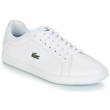Scarpe Donna Sneakers basse Lacoste GRADUATE BL 1 Bianco