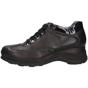 Scarpe Donna Sneakers basse Mg Magica D1891 Nero