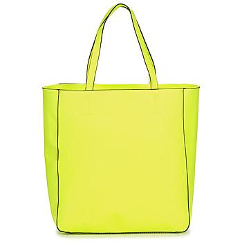 Borse Donna Tote bag / Borsa shopping André LUMIERE Giallo